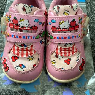 子供靴🎀キティちゃん
