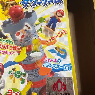 スーパーマリオぶっ飛び!!タワーゲーム