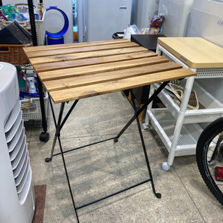 IKEA イケア テルノー  テーブル 55x54 アウトドア