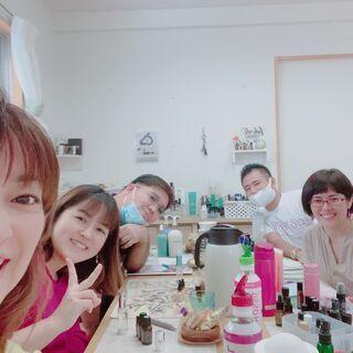 夏のスキンケアスプレー作り 2021年8月27日(金) - うるま市