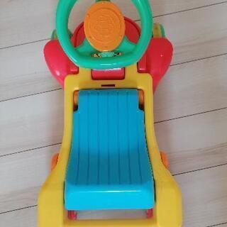 【10月まで】【値下げ】ピープル おもちゃ  子供 押しぐ…