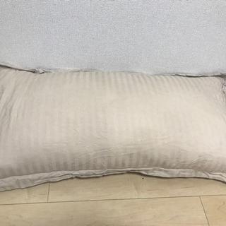 枕 まくら カバー付き