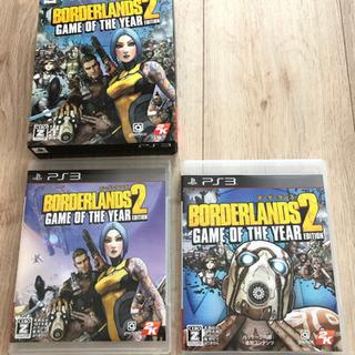 PS2 ボーダーランズ2 ゲーム・オブ・ザ・イヤー・エディション