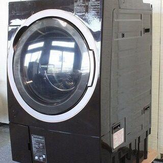 東芝 TW-117X5R ドラム式洗濯乾燥機 洗濯11kg/乾燥...