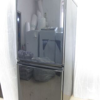 2016年製 SHARP ノンフロン冷凍冷蔵庫 SJ-D14B ...