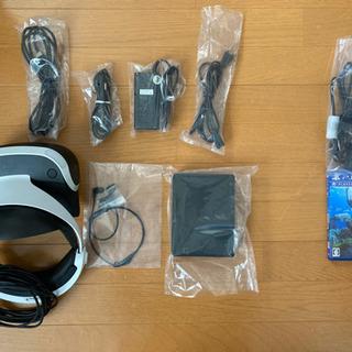 【ネット決済・配送可】PS VR おまけ付き