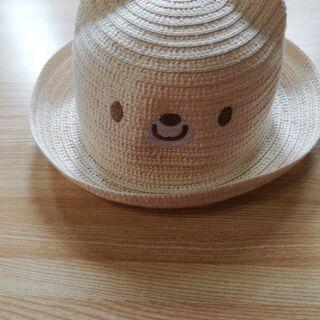 麦わら帽子(乳幼児)