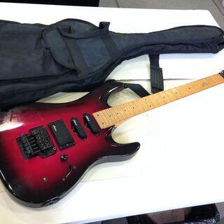 ●ジャンク品 エレキギター ソフトケース付き Aria Pro ...