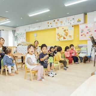 【土曜のみ】高時給・短時間可能・車通勤可能 小規模認可園(0-2...