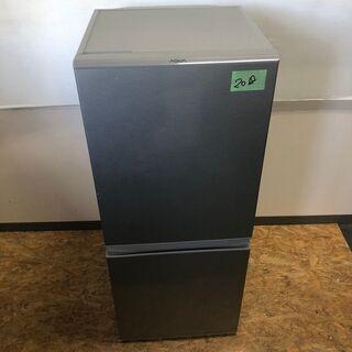 【AQUA】 アクア ノンフロン 冷凍 冷蔵庫 容量126L 冷...