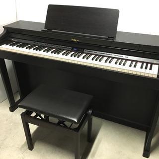 超美品◆ローランド ROLAND◆88鍵 電子ピアノ HP503...