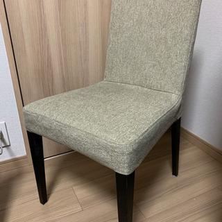 homesで購入おしゃれな椅子3脚セット