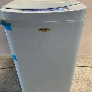 【無料】2003年製 SHARP 4.3kg洗濯機 ES-…