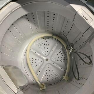 【無料】2003年製 SHARP 4.3kg洗濯機 ES-T43D-H 無料 0円 あげます 早い者勝ち 配送OK 壊れにくい - 家電