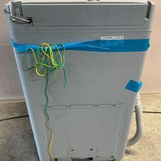 【無料】2003年製 SHARP 4.3kg洗濯機 ES-T43D-H 無料 0円 あげます 早い者勝ち 配送OK 壊れにくい - 売ります・あげます