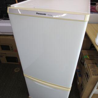 ■パナソニック 2ドア冷蔵庫 138L NR-B145W-W