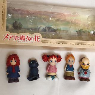 メアリと魔女の花 指人形