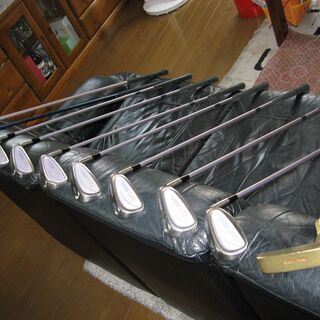 中古ゴルフクラブセット(多分女性用)