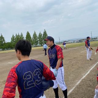 草野球チームメンバー募集(マネージャーさんも)