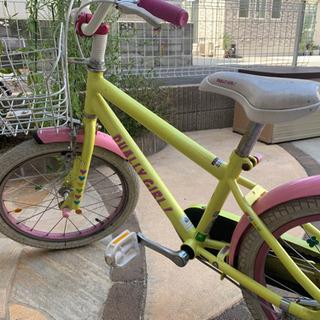 子供用 女の子自転車 お譲りします。