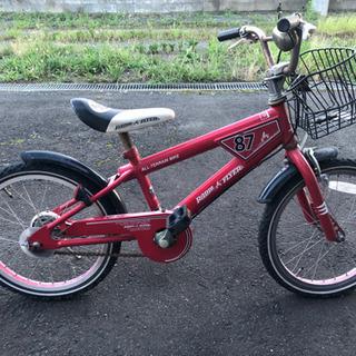 ラジオフライヤー 子ども自転車