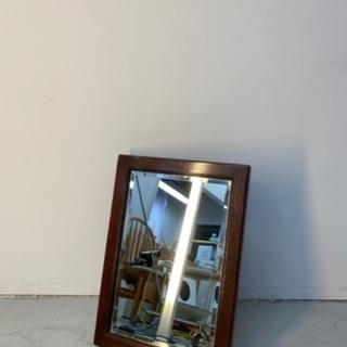 ヴィンテージ風 ミラー 鏡 オーダーメイド品