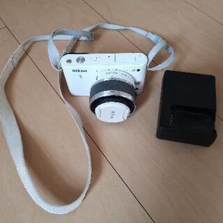 デジカメ Nikon J1