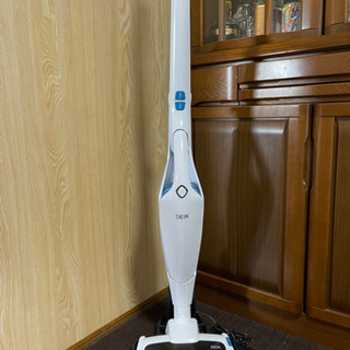 【ネット決済】コードレス掃除機 DEIK 2in1 フロアブラシ...