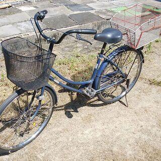 買い物用自転車