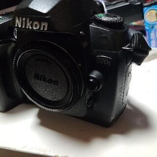 Nikon D70S セット!