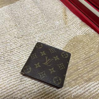 【ネット決済】ルイヴィトンの二つ折りの財布です