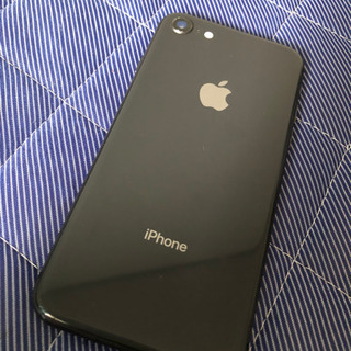 iPhone8 64GB スペースグレー docomo