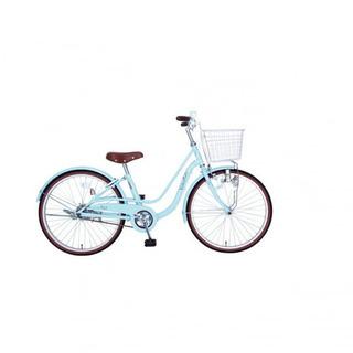 22か24インチ 女の子用自転車