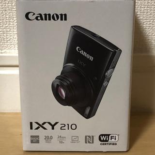 新品未開封 Canon キャノン IXY 210 デジタルカメラ...