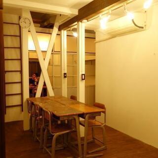 全部屋鍵付き個室月々¥29000〜多目的スペース(アトリエ…