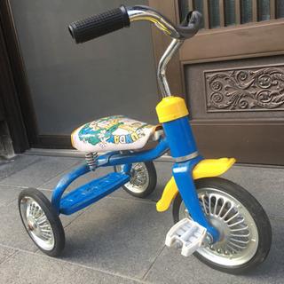昭和レトロな三輪車