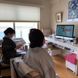 さいたま市浦和で着物体験「初めての普段キモノ講座」