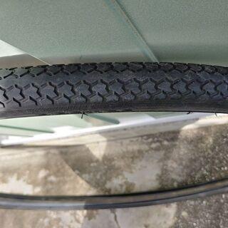 26インチの自転車のタイヤ&チューブ(新品未使用品)☺️