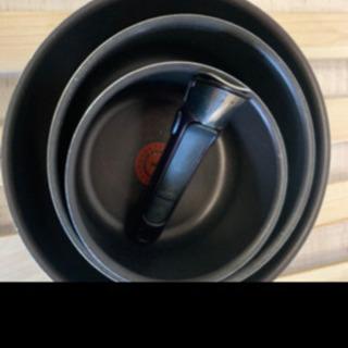 ティファール鍋など7点セット