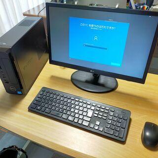 DELL デスクトップパソコン VOSTRO270S スリムタワ...