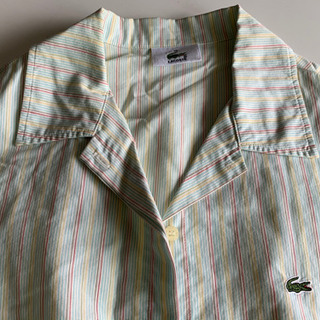 🔹【ラコステ】半袖シャツ サイズ40