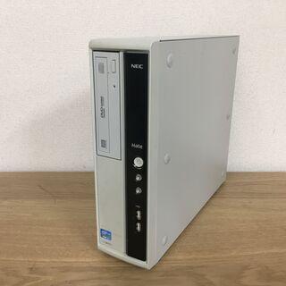 NECデスクトップ型パソコン PC-MJ34LLZNG i3