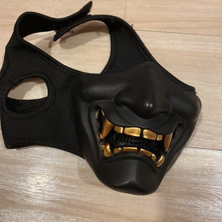 未使用 般若マスク サバゲー