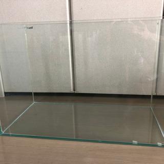 60cm水槽 オールガラス