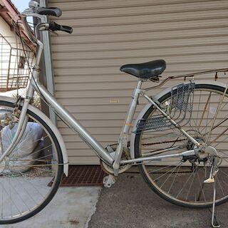 27インチ 自転車 値下げしました。