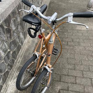 折り畳み自転車 ブリヂストン