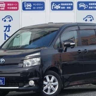 「月々約¥31,000-」!!!トヨタ ヴォクシー Z!!!