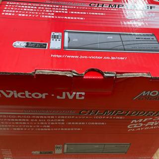 【ジャンク品】CH-MP-100RF JVC CDチェンジャー ...