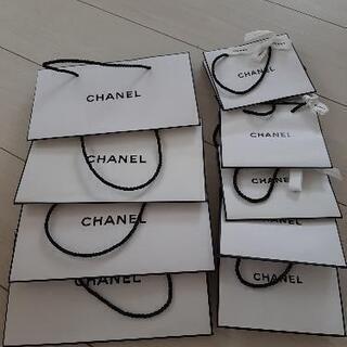 紙袋(CHANEL)