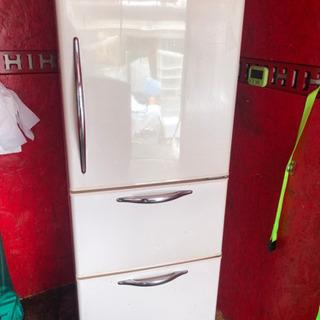 HITACHI インバーター 冷凍冷蔵庫 265L 差し上げます!